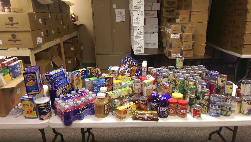 Coldwater donations